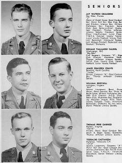 1953 Chatham VA Hargrave Military Academy Yearbook