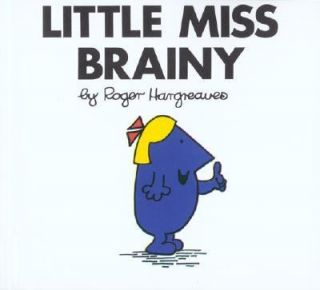Little Miss Mr Men Paperback Picture Books by Roger Hargreaves
