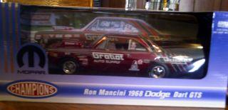NHRA SS A 1968 Hemi Dart Gratiot Auto Supply Mancini