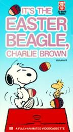 Its the Easter Beagle Charlie Brown Movie VHS Vol. 6 Hi Tops Video