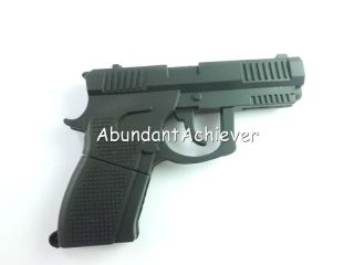 Glock Gun Shaped 4GB 8GB USB Flash Thumb Pen Stick Drive Novelty