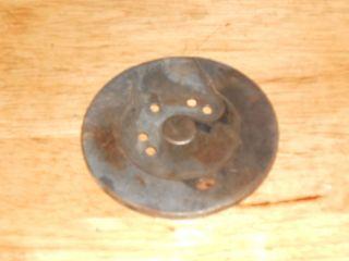 Harley Shovelhead Panhead Flathead Transmission Ratchet Plate