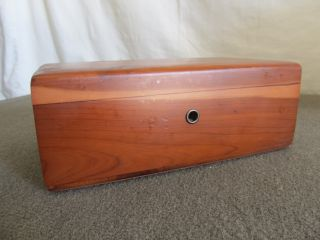 Lane Furniture Cedar Chest Jewelry Box Grand Piano Roanoke VA Virginia
