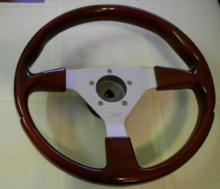 Grant Steering Wheel Wood Grain Paint Finish 060