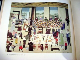 1973 Otto Kaller Grandma Moses Retrospective Paintings