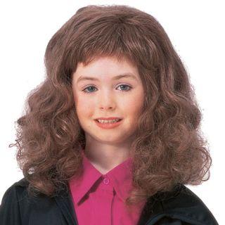 Rubie s Costume Co 31315 Harry Potter   Hermione Granger Child Wig