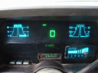 S10 Blazer Bravada GMC S15 89 94 Digital Gauges Speedo