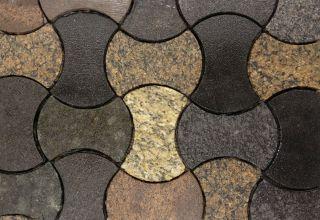 Recycled Granite Pavers Driveway Patio Walkway Tiles Natural Stone