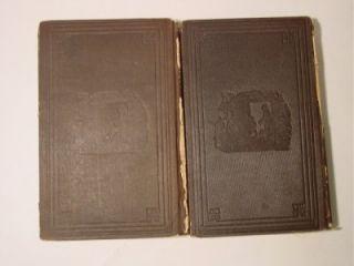 Uncle Toms Cabin Harriet B Stowe 1859 Super RARE 2 Vol