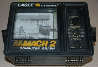 Eagle Mach II Paper Graph Fish Finder