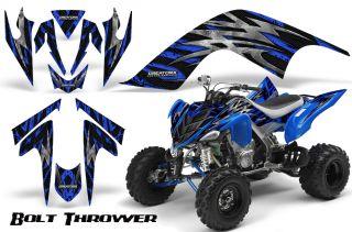Yamaha Raptor 700 Graphics Kit Decals Stickers Creatorx BTBL