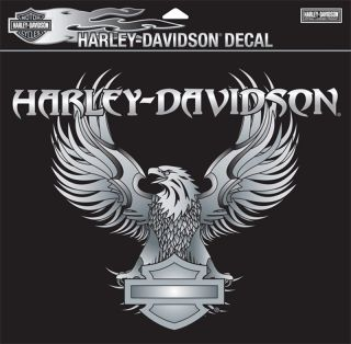 Harley Davidson Tribal Eagle Decal 10 inch Decal