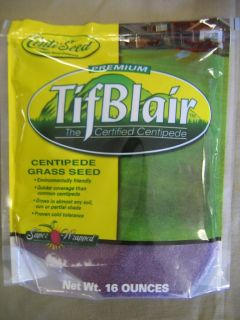 Centi Seed Centipede Grass Seed for Lawns Tifblair 2012