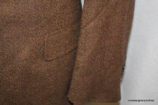 Hart Schaffner Marx 100 Wool Men Sport Coat Jacket Blazer Sz 40 R 165