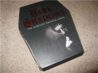 Dark Shadows The Complete Original Series (DVD, 2012, Deluxe Edition)