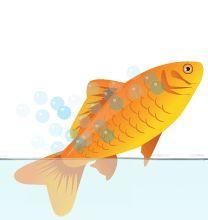 Diver Helmet for Fish Aquarium Goldfish Tank Decoration Vtg