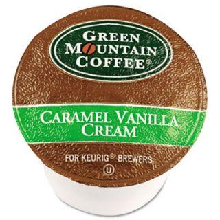 Green Mountain Coffee Roasters Caramel Vanilla Cream Coffee K Cups