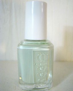 Absolutely Shore Mint Green Nail Polish Lacquer 758 Fall Winter Full