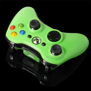 Brand New in Box Green Wireless Remote Controller for Microsoft Xbox