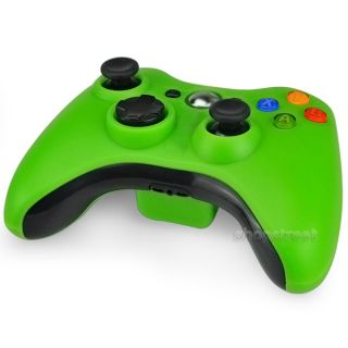 Green Wireless Remote Controller for Microsoft Xbox 360 Xbox360 Green