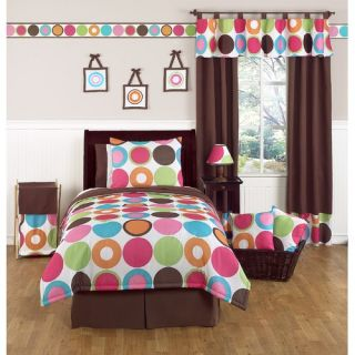 Sweet Jojo Designs Danielles Daisies Kid Bedding Collection