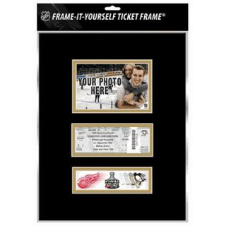 Thats My Ticket NHL 2009 Stanley Cup Frame It Yourself Ticket Frame