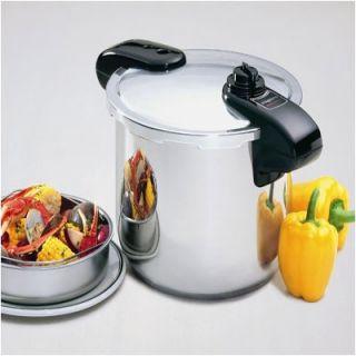 Fagor Splendid Stainless Steel 4 Quart Pressure Cooker   918060616