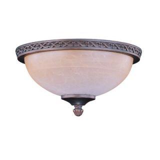 Monte Carlo Fan Company Great Lodge Three Light Ceiling Fan Light Kit