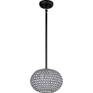 Monte Carlo Fan Company 3 Light Crystal Pendant
