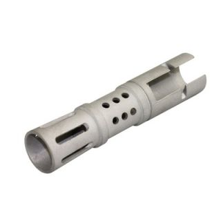 Aim Sports Ruger Mini 14 Stainless Steel Muzzle Brake   PJMN1401S