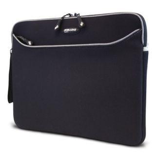 17 Black SlipSuit Neoprene Laptop Sleeve for MacBook Pro   MESSM1 17