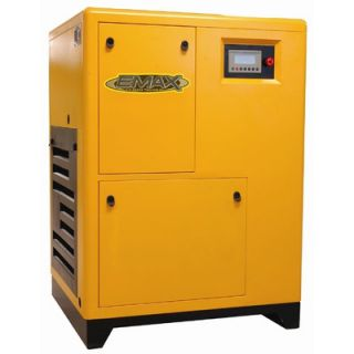 EMAX 15 HP 3PH Variable Speed Drive Rotary Screw Air Compressor