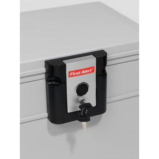 First Alert Media Fire Protector Key Lock Safe [0.15 CuFt]