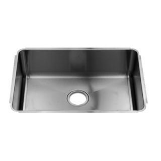 Julien Classic 25 x 17.5 Undermount Stainless Steel Kitchen Sink