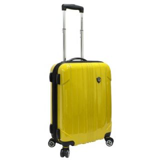 100% Pure Polycarbonate 21 Expandable Spinner Luggage   TC8000 21