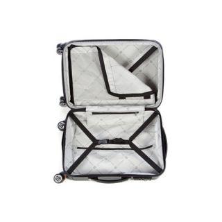 Travelers Choice Tasmania 21 Hardsided Expandable Spinner Suitcase