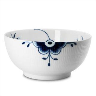 Royal Copenhagen Blue Fluted Mega 47.25 Oz Serving Bowl