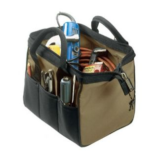 Custom Leathercraft 12 23 Pocket Standard BigMouth™ Tool Bag 1161