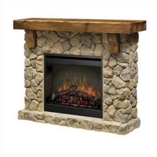 Dimplex Fieldstone Electric Fireplace   SMP 904 ST