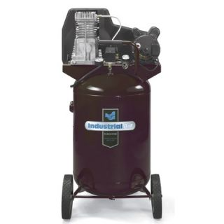Powermate 27 Gallon Oil Lubricated Belt Drive Industrial Air
