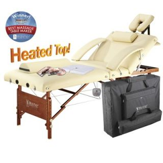 Master Massage 30 Del Ray Salon Therma Top Pro Package Massage Table