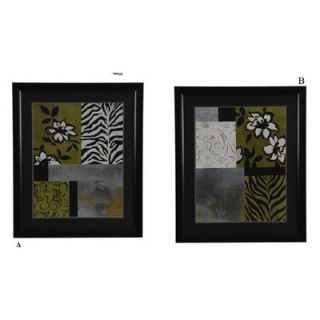 Playing with Patterns Wall Art (Set of 2)   37 x 31