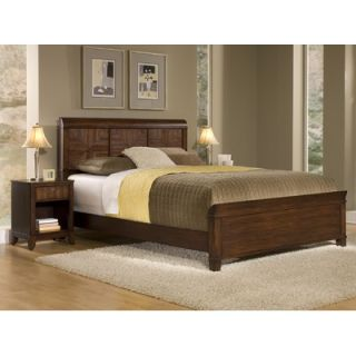 Home Styles Paris Panel Bedroom Collection   88 5540 5017