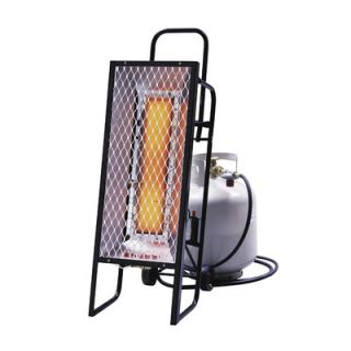 Heatstar 35000 BTU Liquid Propane Portable Radiant Heater