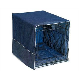 Pet Dreams Classic Cratewear 3 Piece Crate Dog Bedding Set   37   X