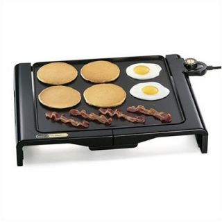 Presto Cool Touch Electric Foldaway Griddle