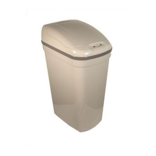 Nine Stars 5.2 Gallon Plastic Infrared Trash Can   DZT 20 1
