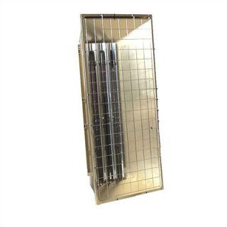 Fostoria Portable Electric 46,076 BTU Heavy Duty Infrared Heater