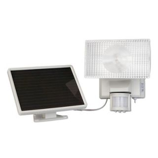 Maxsa Solar Powered 50 LED Motion Activated Outdoor Security