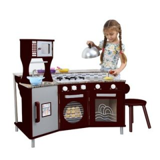 Teamson Kids My Little Chef Deluxe Faux Granite Play Kitchen